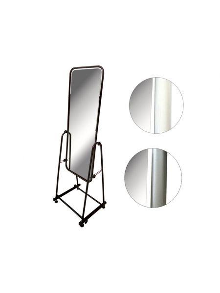 Зеркало металлическое для одежды ZT 29