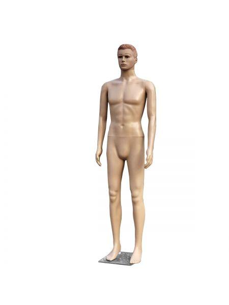 Манекен мужской телесный Код: М-16