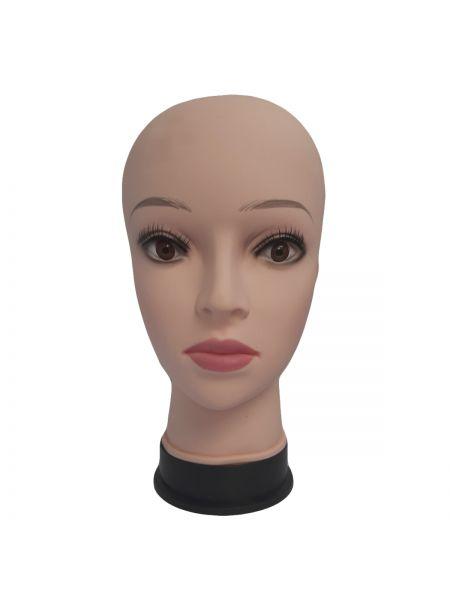 Манекен голова женская MG 01