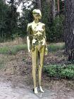 Манекен женский Аватар золотой Код: М-35
