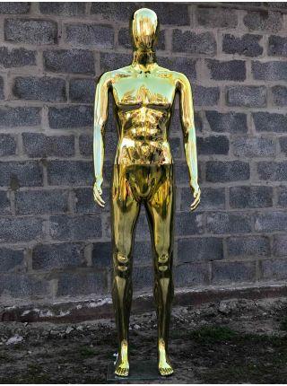Манекен мужской зотолого цвета Код: М- 33