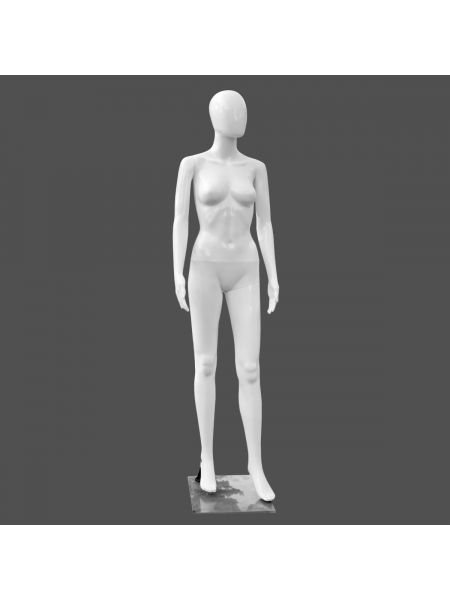 Манекен женский белый Аватар Люкс  Код: М-20