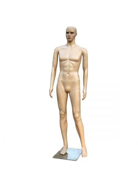 Манекен мужской телесный Код: М-15