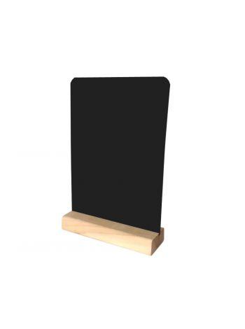 Ценник-табличка на подставке для надписи мелом и маркером Код 1031-В
