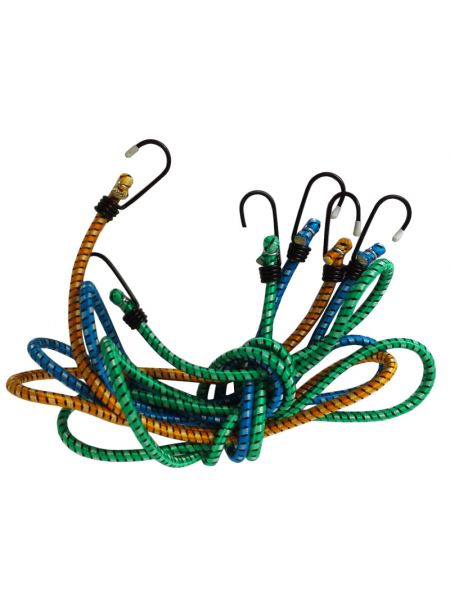 Резинка (эспандер) с крючками по бокам 1 метр