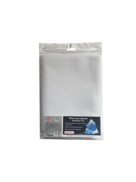 Мешок для стирки деликатного белья вместимость 3 кг