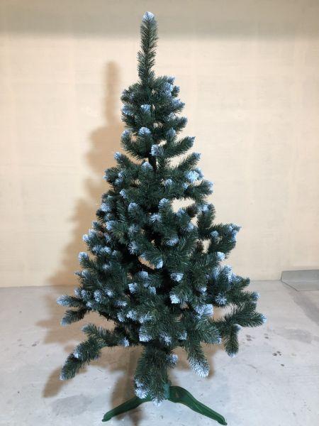 Искусственная елка Ель (королева) с белыми кончиками все размеры 04