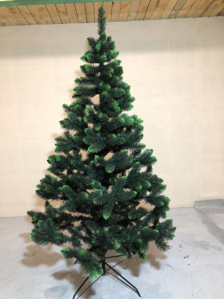 Искусственная елка Ель (королева) салатовыми кончиками  все размеры 05