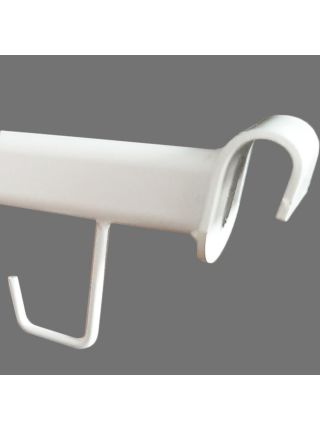 Кронштейн (флейта) овальная на овальную перемычку SV 38