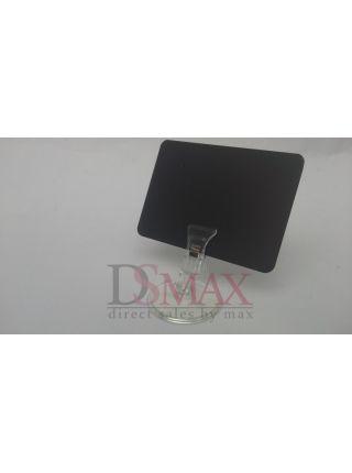 Меловые ценники А7 для нанесения надписи мелом и маркером, упаковка. Код: 05-01-37