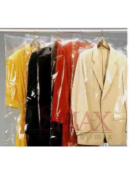 Чехлы для одежды 10 микрон 650х1000 мм
