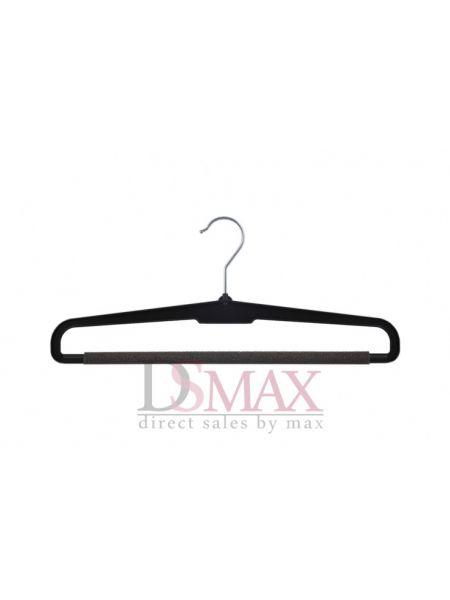 Вешалка для брюк - основная, с антискользящим поролоном