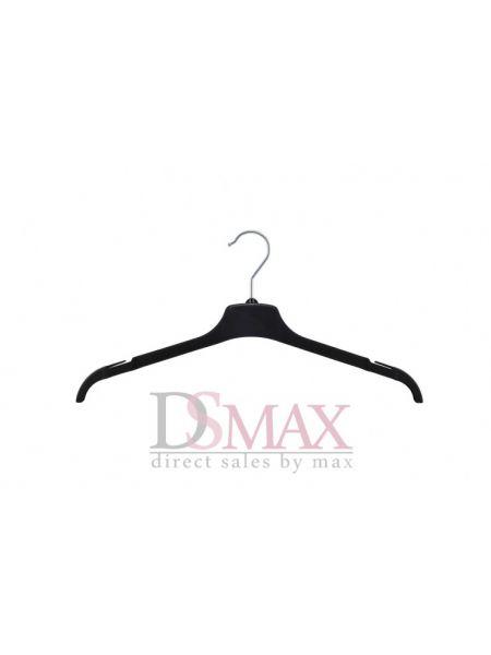 Вешалка - платья, футболки, версия с выемками сверху, UD46
