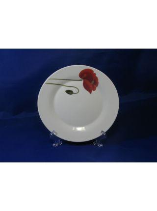 Акриловая подставка для презентации тарелок средняя