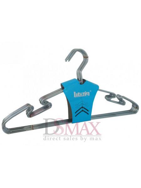 Плечики металлические Liting TM 53