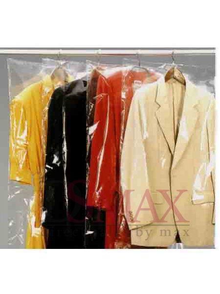 Чехлы для одежды 55 микрон 650х1000мм
