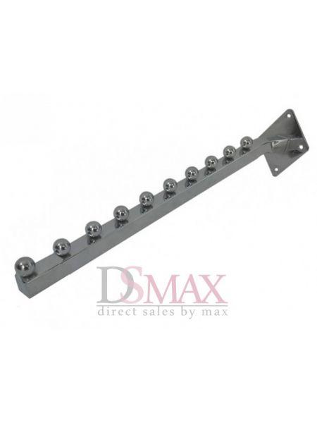 Кронштейн (флейта) квадратный для крепления к стене FS 07