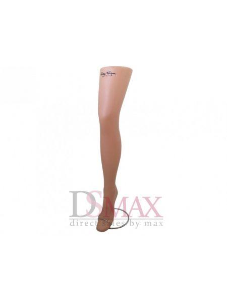 Манекен ноги женской под чулок на подставке Польский б/у MN 20