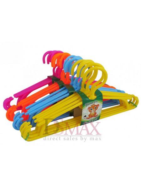 Плечики детские цветные Дитяча TSM 98