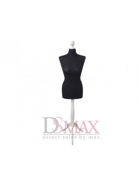 Манекен женский для шитья на деревянной ножке МРР 04 размер 40
