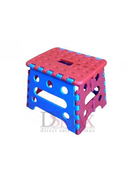 Раскладной пластиковый стул малый № 1