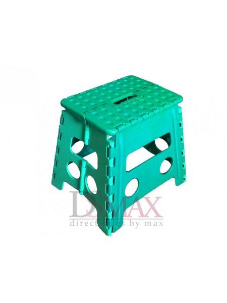 Раскладной пластиковый стул средний № 2