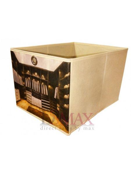 Кофр короб для мелочей 29 x 38 x 25 см