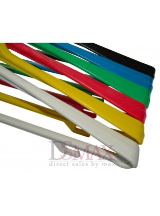 Плечики неповоротные цветные TP 05
