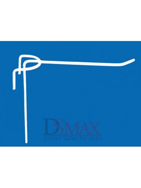 Крючки одинарные на сетку RK 11 Крашеные