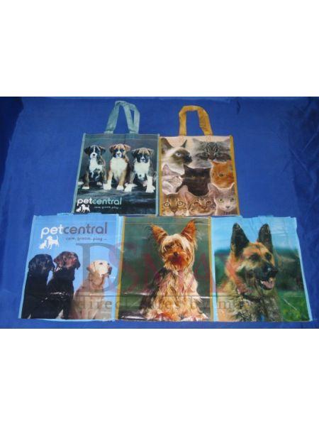 Пакеты с животными
