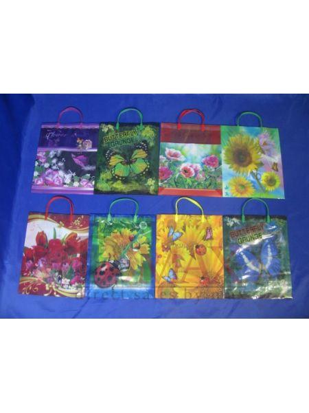 Пакеты №3 с цветами