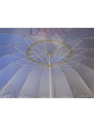 Торговый зонт круглый диаметр 3 м