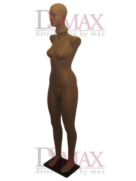 Манекен женский Наташа на подставке MЭ 06
