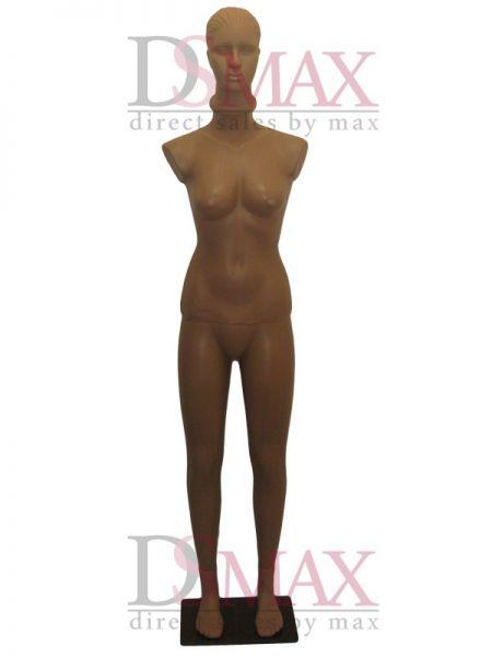 Манекен женский Маша на подставке MЭ 10