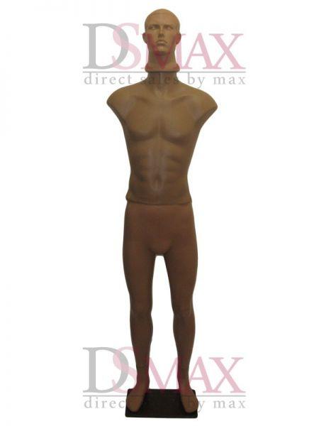 Манекен мужской Стас на подставке MЭ 07