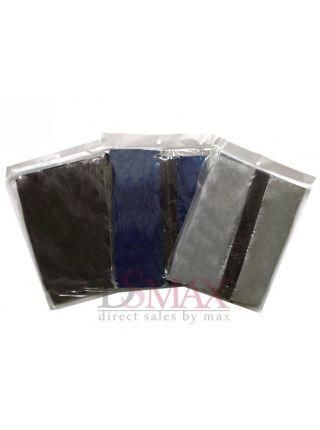 Чехол для одежды черный Fen Fang 137х60см