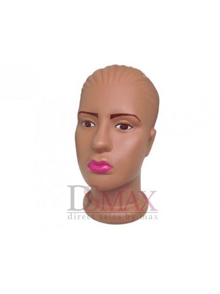 Манекен голова женская MG 07-А